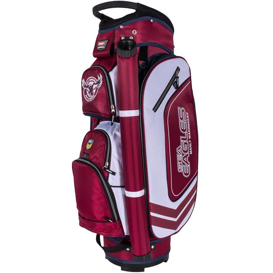 MANLY SEA EAGLES  GOLF BAG