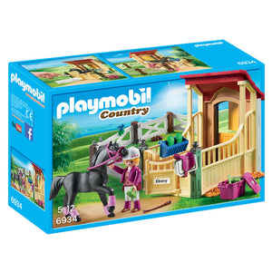 PLAYMOBIL HORSE STABLE