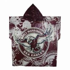 MANLY SEA EAGLES  PONCHO
