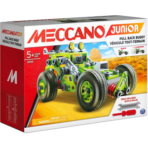 MECCANO JNR PULL BACK BUGGY