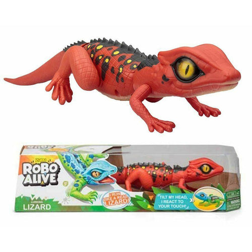 ROBO ALIVE ROBOTIC LIZARD ASSORTED