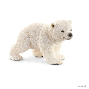 SCHLEICH- POLAR BEAR CUB WALKING