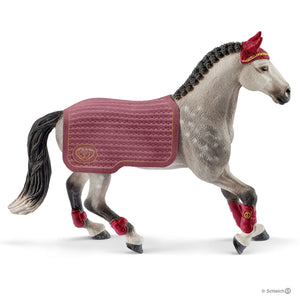 SCHLEICH- TRAKEHNER MARE RIDING TOURNAMENT