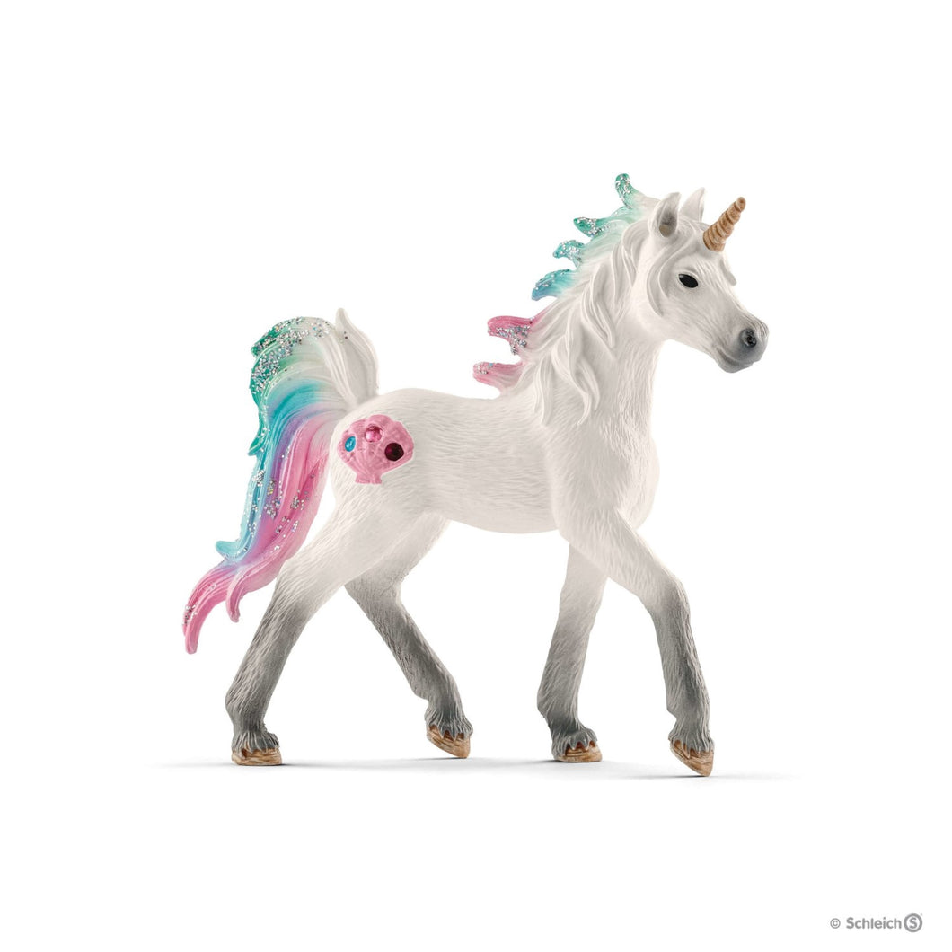 SCHLEICH - SEA UNICORN FOAL