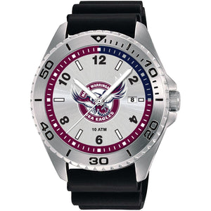 MANLY SEA EAGLES TRY SERIES WATCH