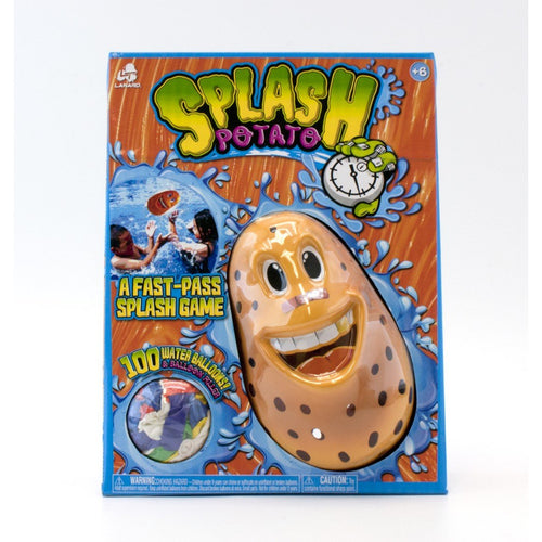 SPLASH POTATO WITH 100 BALLOONS & FILLER