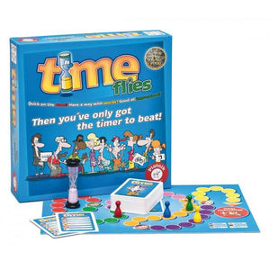 TIME FLIES! BOARD GAME
