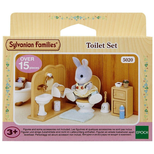 SF TOILET SET