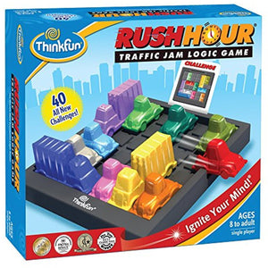 THINK FUN- RUSH HOUR