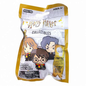 HARYY POTTER COLLECTIBLES MYSTERY PENCIL TOPPER PACK SERIES 2