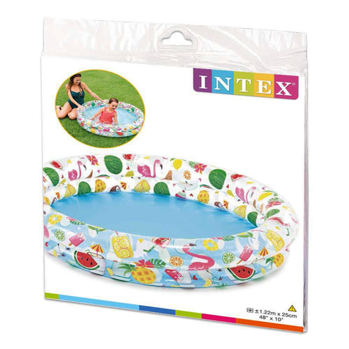 INTEX JUST SO FRUITY POOL