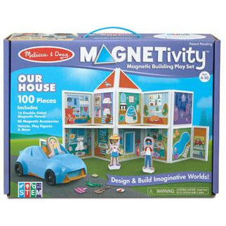 M&D MAGNETIVITY-OUR HOUSE