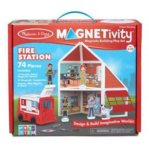 M&D MAGNETIVITY-FIRE STATION