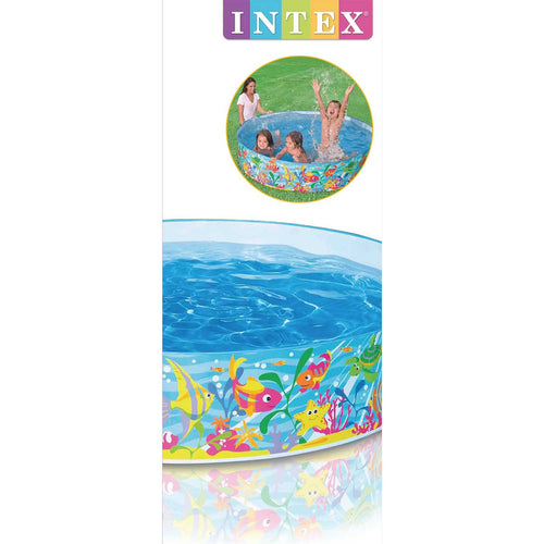 INTEX SNAPSET 6FT POOL