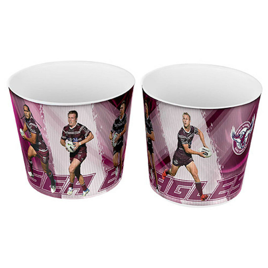MANLY SEA EAGLES SNACK BOWL