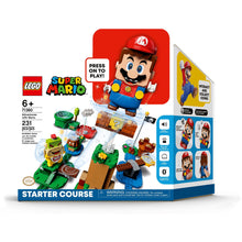 Load image into Gallery viewer, LEGO ADVENTURES WITH MARIO STARTER COURSE