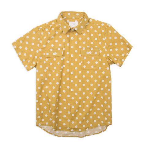 Ours Mid Century Poplin Shirt