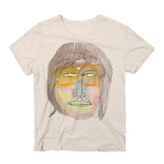 Ours Face Tee