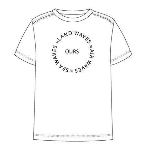 Land Sea Air Tee