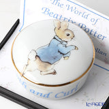 Beatrix Potter Peter Rabbit Blue Tooth Box