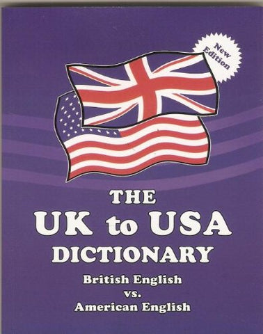 UK TO USA DICTIONARY