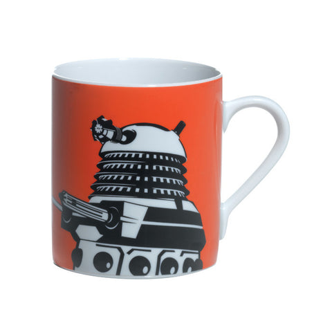 "Dr. Who ""Dalek"" Ceramic Mug"