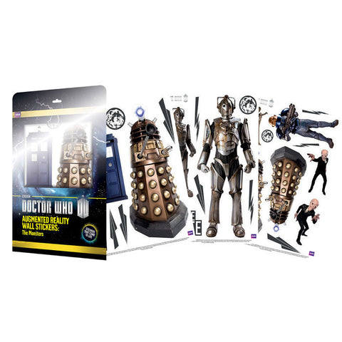 Dr. Who Wall Stickers### NOW REDUCED TO  $19.99 a $70.00 value!!!