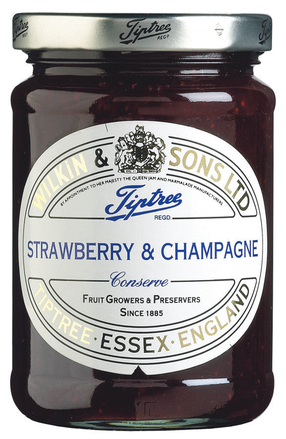 TipTree Strawberry with Champagne