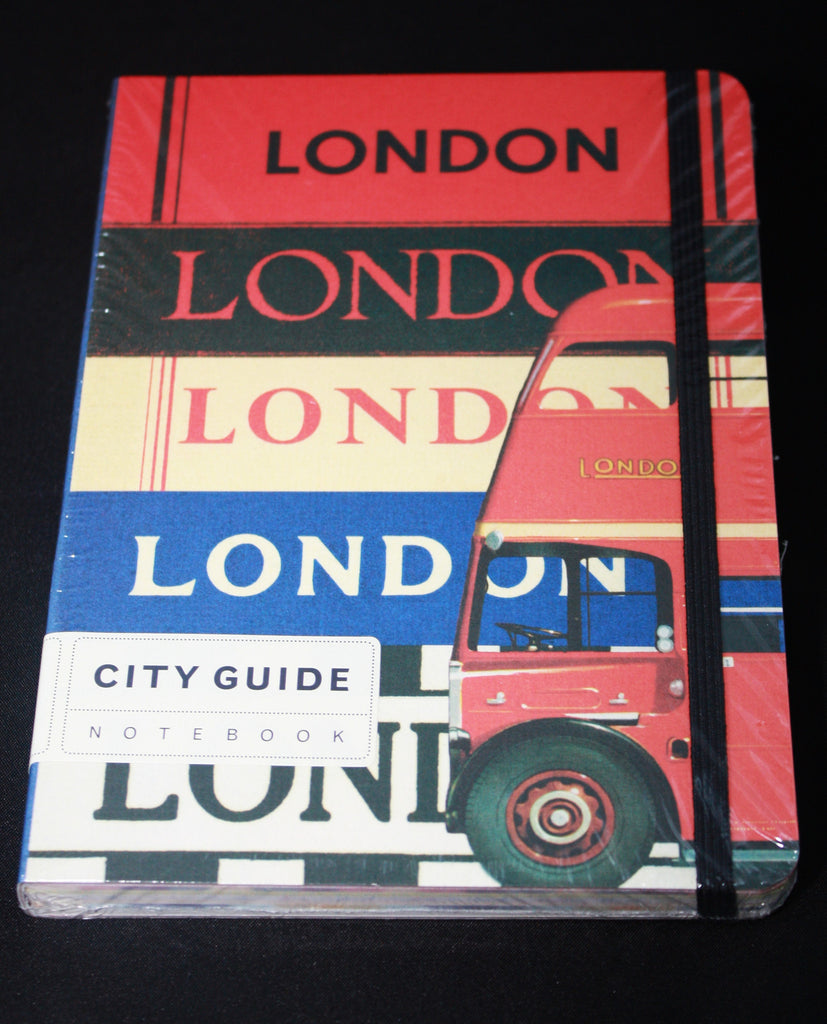 London City Guide Note book