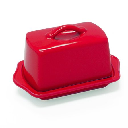 Chantal Mini Butter Dish Red 5inch