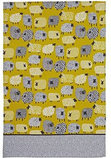 Ulster Weaver Dotty Sheep Tea Towel