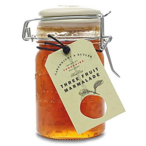 Cartwright and Butler - Fine Cut Three Fruit Marmalade