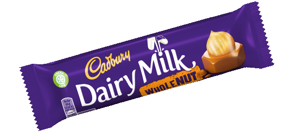 Cadbury Wholenut 49g