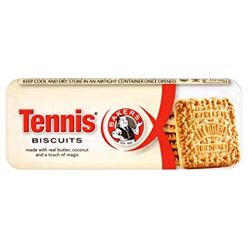 Bakers Tennis Classic Biscuits 200G