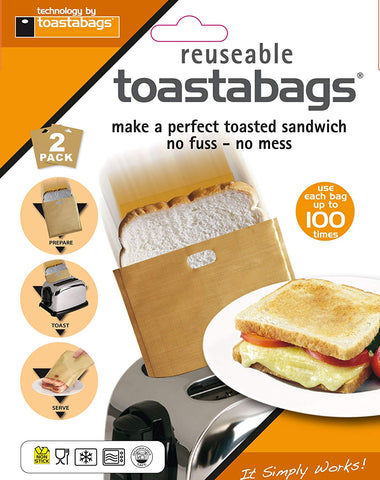 Tala 2 Reusable Toastabags