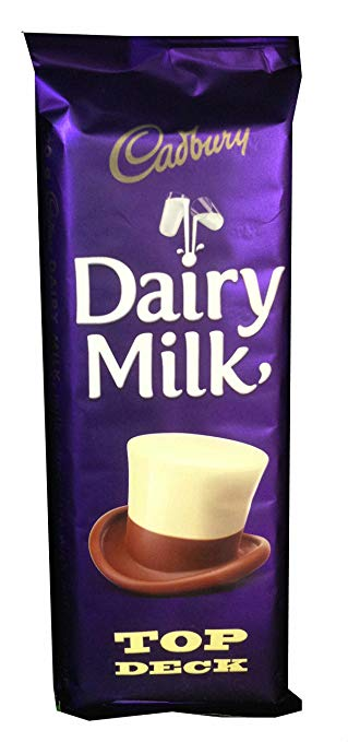 Cadbury's Top Deck 80g