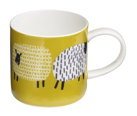 Ulster Weaver Dotty Sheep Mug