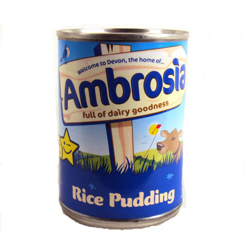 Ambrosia Creamed Rice pudding 400g