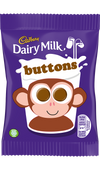 Cadbury Chocolate Buttons  14.4g