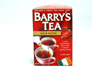 TEA - Barry's Irish Tea 40 bags