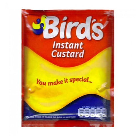 Birds Instant Custard Powder Sachet 98gms