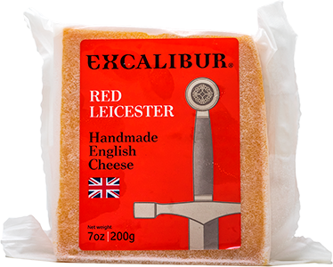 CHEESE - RED LEICESTER  200g