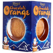Terry's Chocolate Orange UK 157G