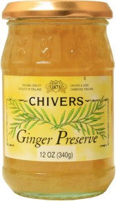 Chivers Ginger Preserve (304g)