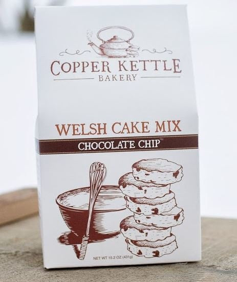 Copper Kettle Welsh Cake Mix: Chocolate Chip