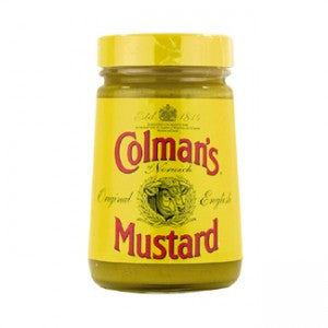 Colman's Mustard Bottle 100g
