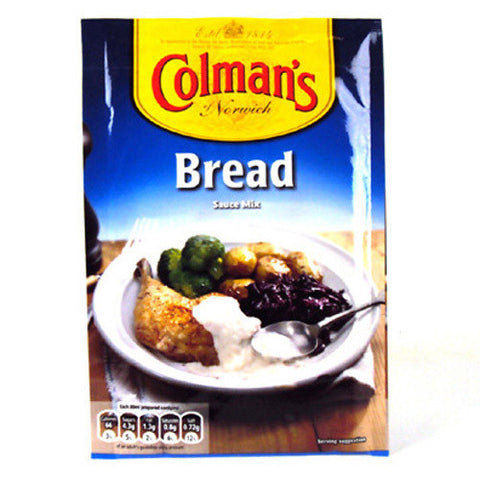 Colmans Bread Sauce Mix