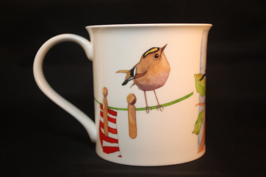 Dunoon Bird Watch-2 Mug