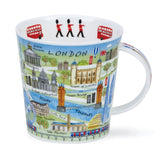 Dunoon Cairngorm London Mug