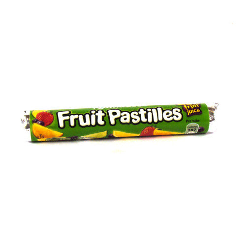 Rowntrees Fruit Pastilles Roll (42g)